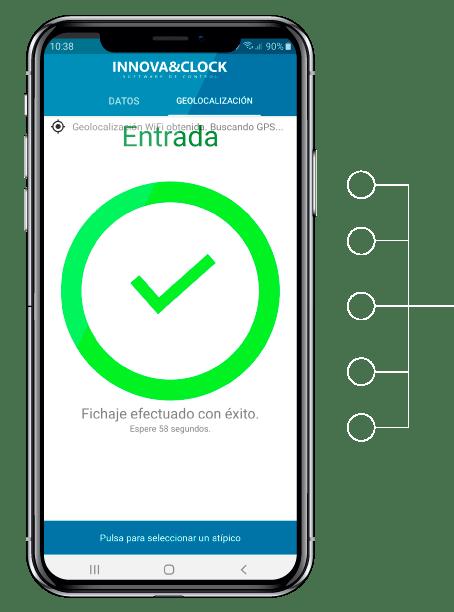 innova&clock software de control horario
